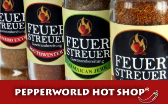 Pepperworld Hot Shop